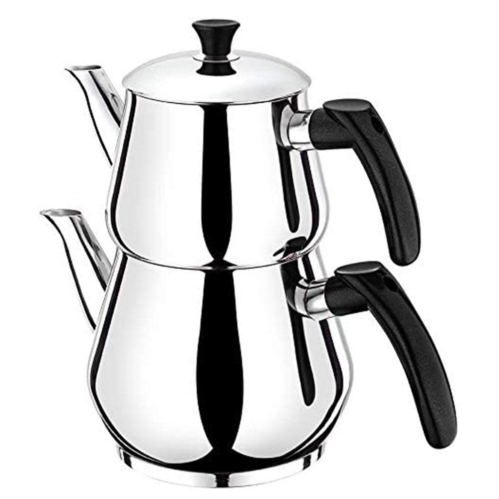 Ertex Türkischer Teekocher – Tee und Wasserkocher