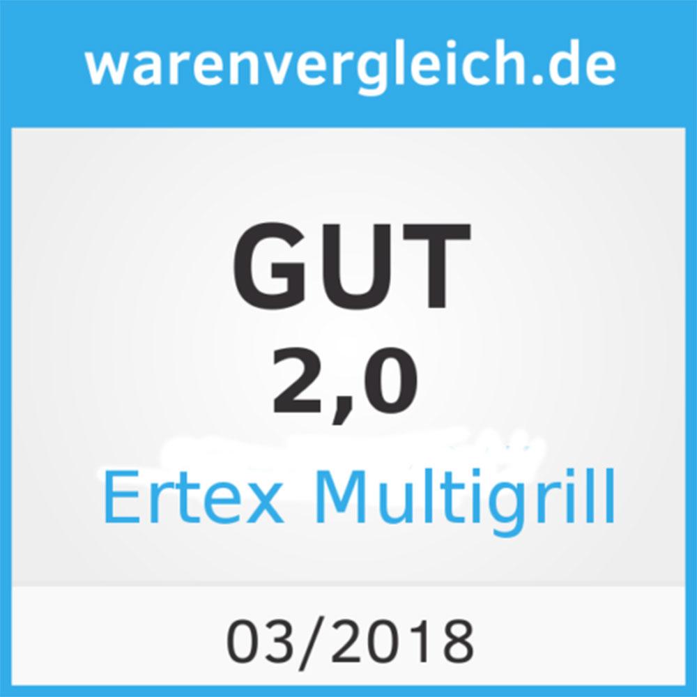"""Produktinformationen """"Multigrill Ertex Teffo mit Bratpfanne ( Kasserolle) Silber EDITION GRANIT Beschichtung"""""""